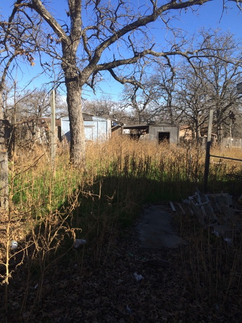 distressed property springtown