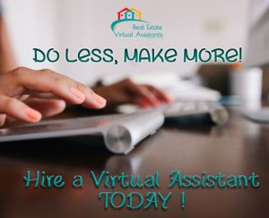 real estate virtual assistant, virtual assistants, REVA, investor virtual assistants