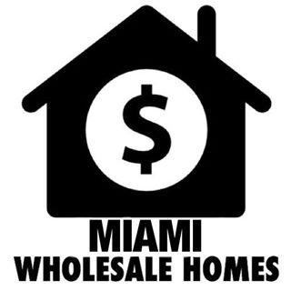 Miami Wholesale Homes® logo