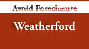 Foreclosure Effects In Weatherford TX