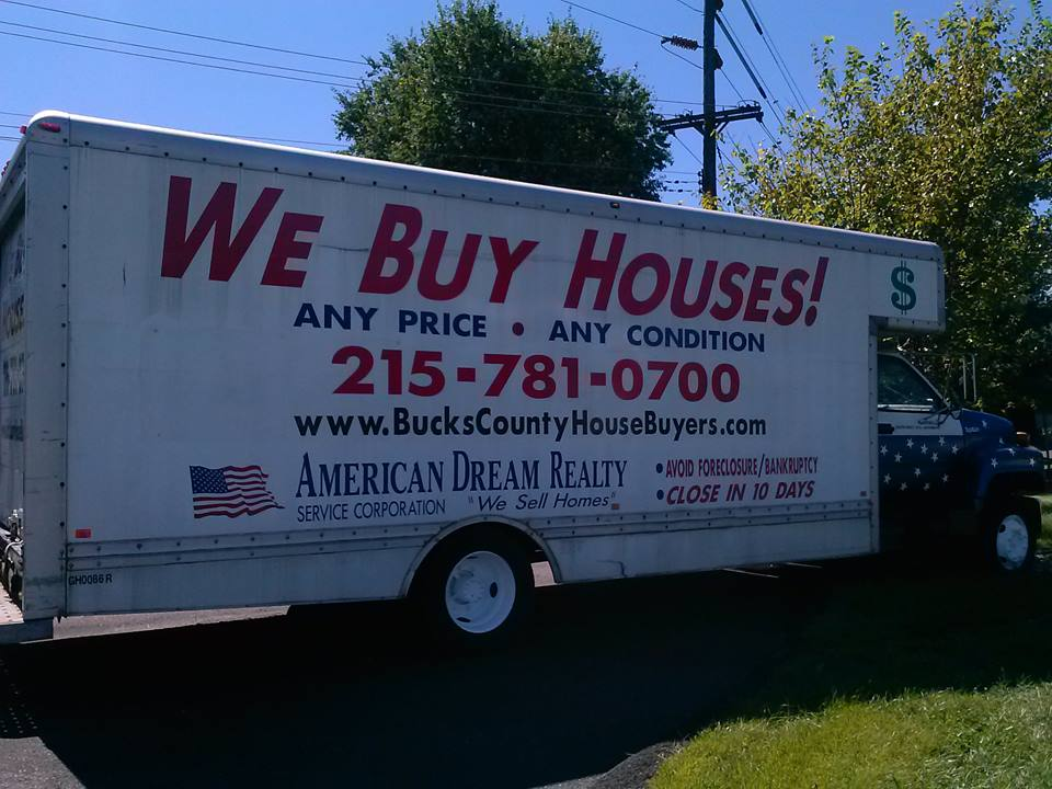 We Buy Houses in Doylestown PA