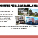 Handyman Special home for sale Long Island NY