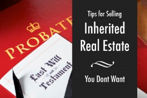 How to sell my inherited house property nashville