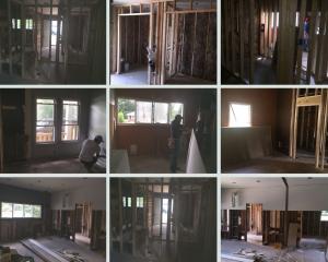 bungalow in peachcrest - flip, renovation