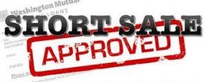 short sale bank approved