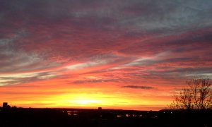 62 upper Lorne rooftop sunset