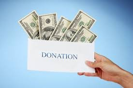 reduce your taxes by donating to charity