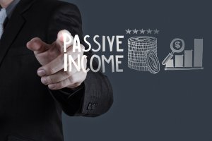 Types of income like passive income