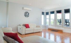 living room of 62 upper lorne