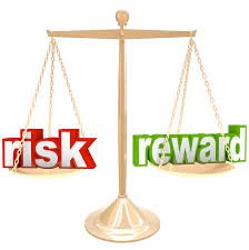 risk vs reward - smart investor