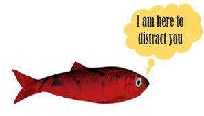 Negotiation technique -red herring