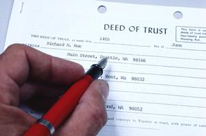 Trust deed nashville