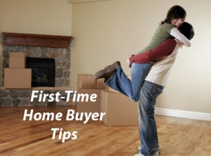 First-time-home-buyers tips