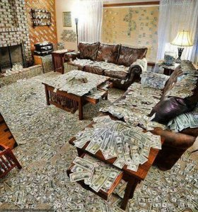 Floor of Money