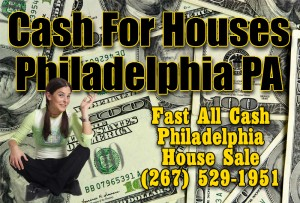 Cash House Buyers In Philadelphia