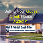 Tips on Selling Your Goose Creek House FSBO