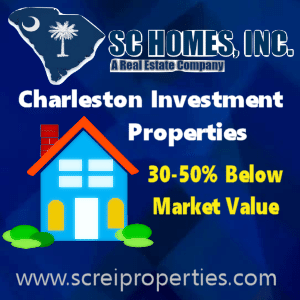 Charleston Wholesale Real Estate Deals