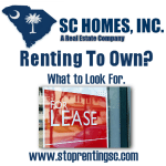 Rent to Own Homes Charleston