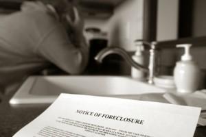 Notice of foreclosure in Wilmington NC