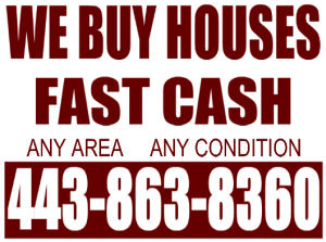 we buy houses baltimore city
