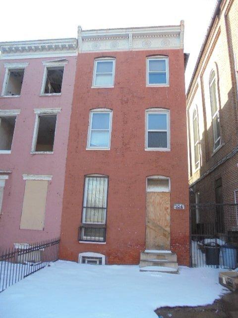baltimore investment properties
