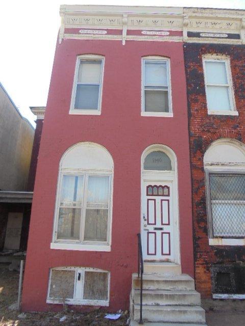 investment properties baltimore
