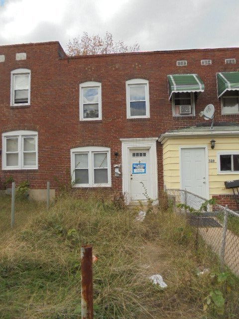 investment properties baltimore