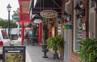 New Restaurants Downtown Roswell Ga