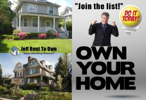 join the preferred rent to own homeowner list