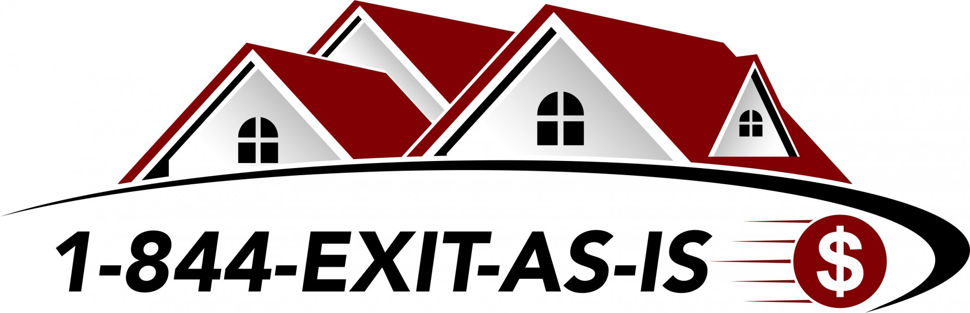 1-844-Exit-As-Is Inc.  logo