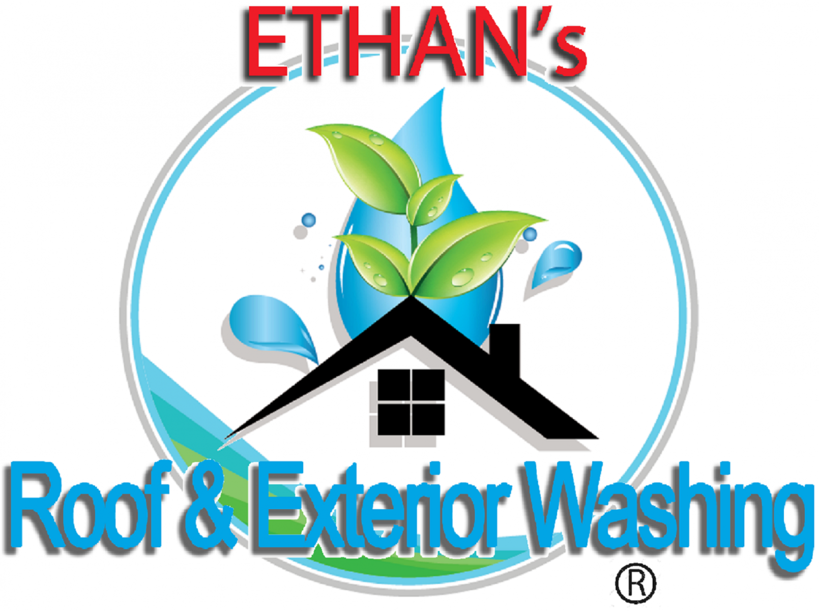 Ethans Roof Exterior Washing logo