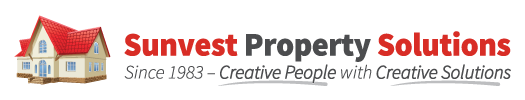 Sunvest Property Solutions logo