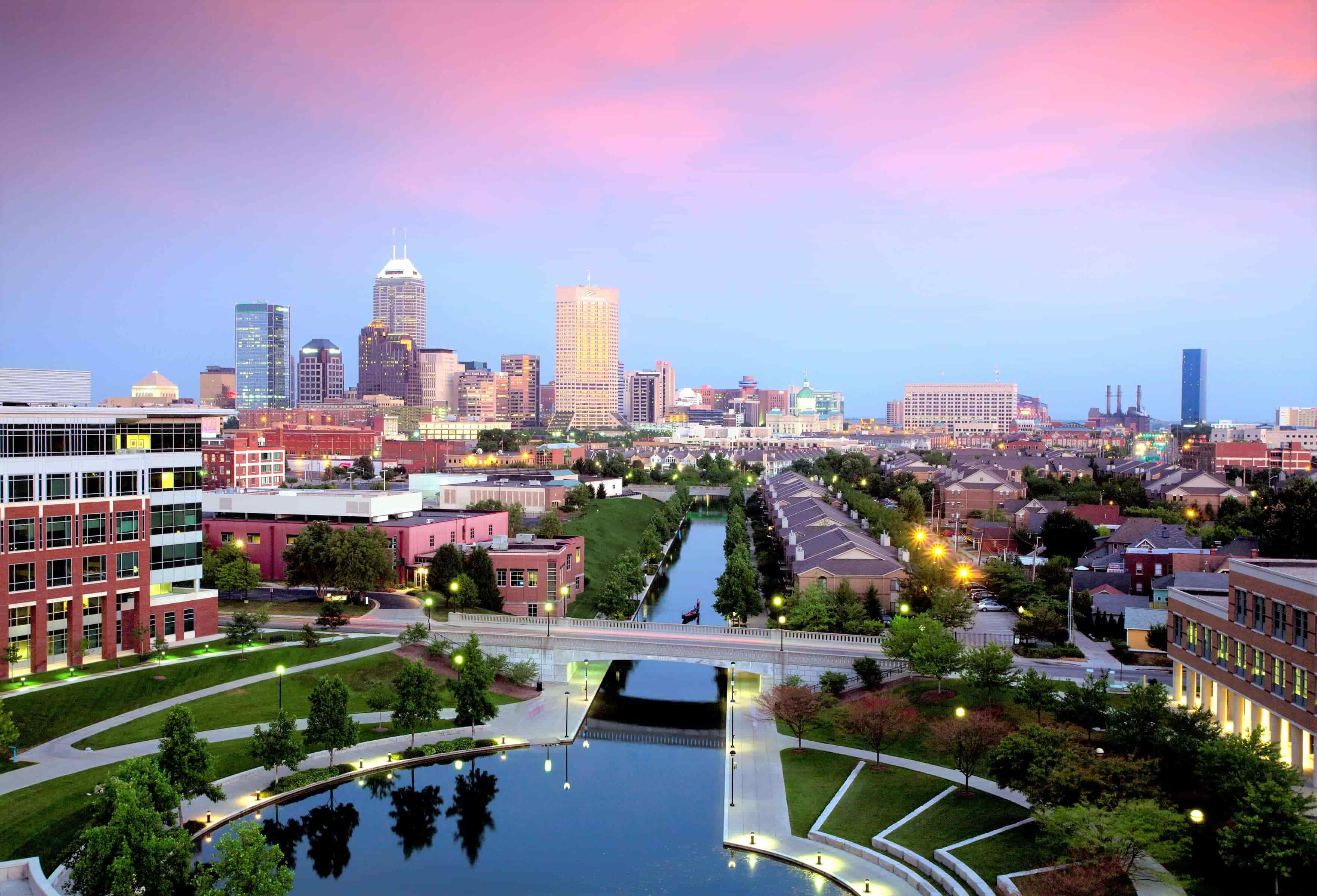 List of cities in Indiana | Familypedia | FANDOM powered ... |South Bend