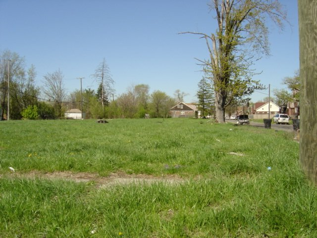 vacant land