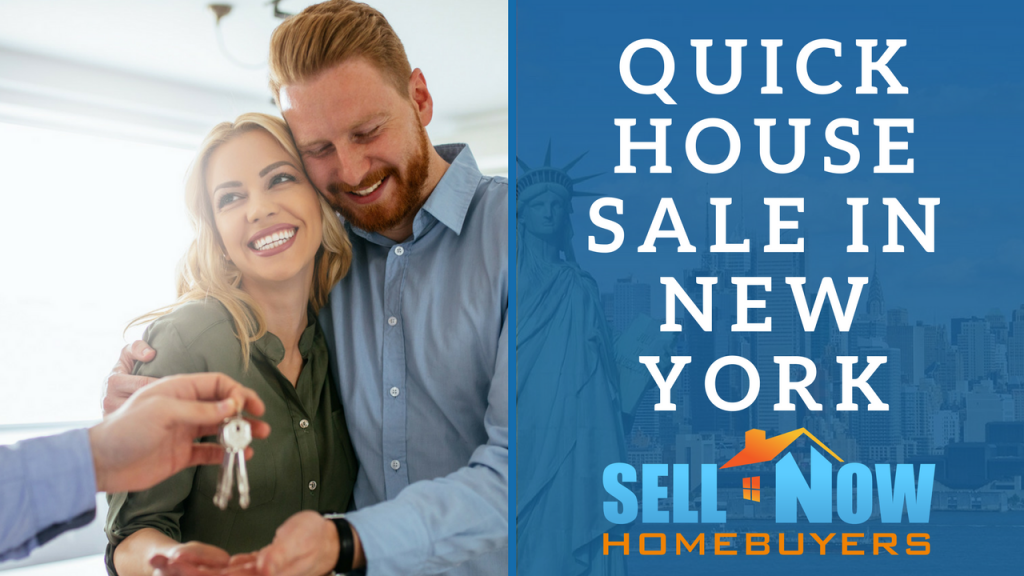 quick house sale in new york