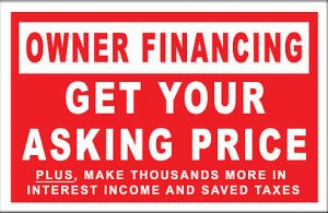 is owner financing a good idea for the seller in philadelphia