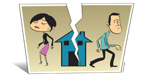 selling your home during a divorce in philadelphia