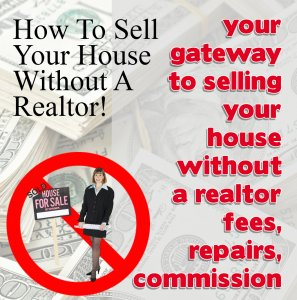 sell your house without a realtor