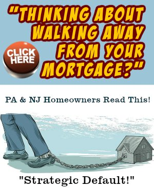 how to walk away from your mortgage in new jersey