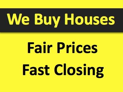 We Buy Houses Fast Closing