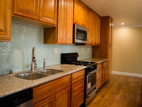 Newly Remodeled Kitchen Stockton