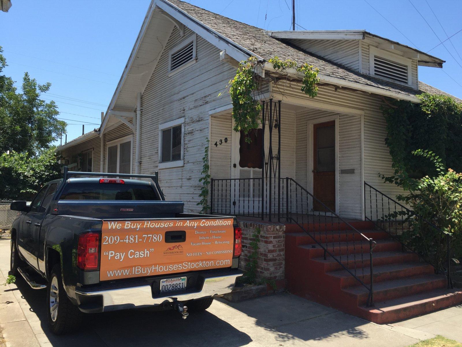 House For Sale 430 E Monterey Ave Stockton CA Westbrook REI