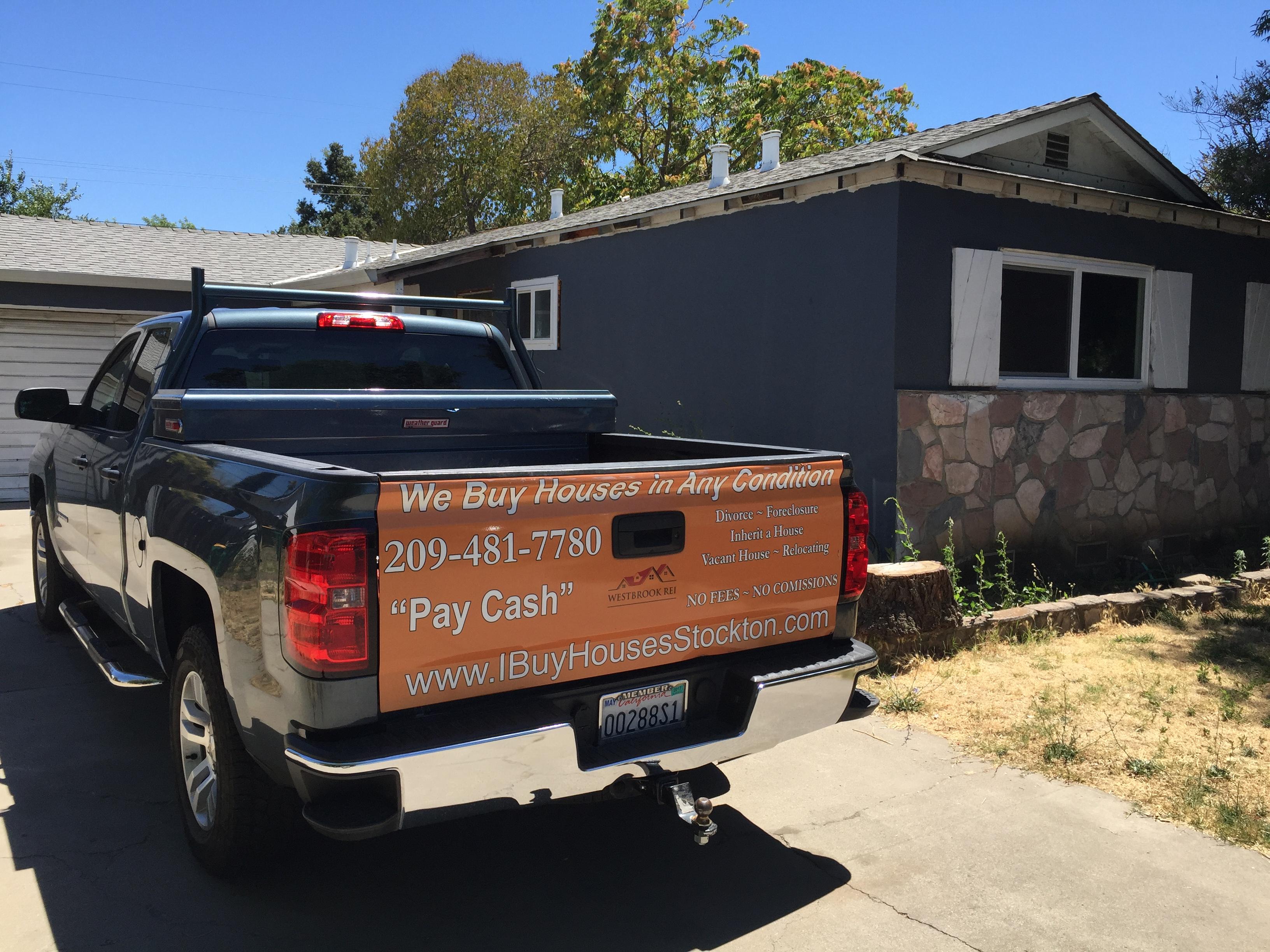 House For Sale 2454 E 8th St Stockton CA Investor Special