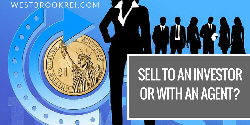 The Difference Between Selling to an Investor VS. with an Agent