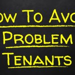 How To Avoid Problem Tenants