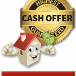 Cash offer from a real estate investor is a FSBO option.