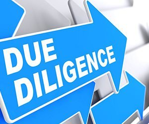 due diligence when vetting investors