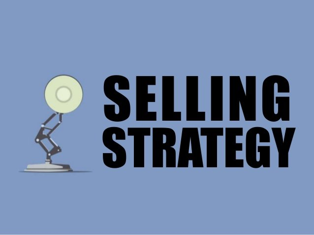 selling strategy