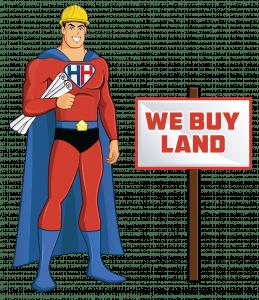 we buy land houston