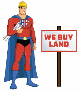 we buy land st pete